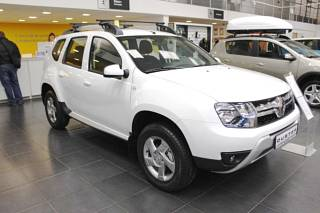 New Renault Duster. Скидка 130 т.р. при обмене. АвтоМастер г.Пенза, Измайлова 15 Пенза